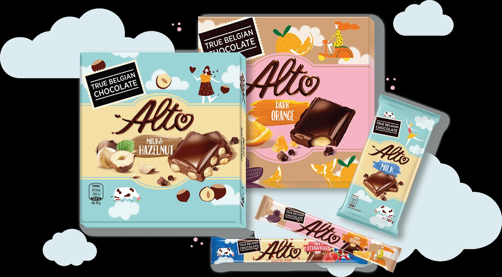 alto product series