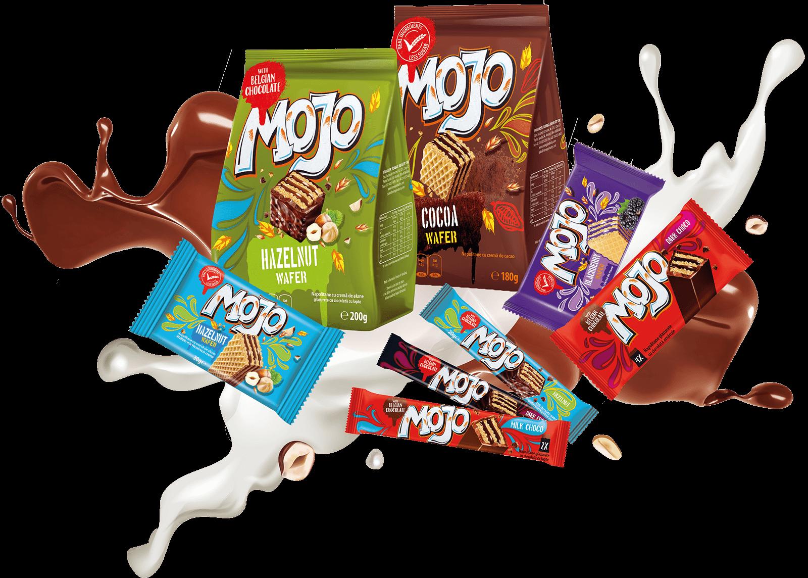 mojo product series